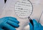 Этапы проведения почерковедческой экспертизы
