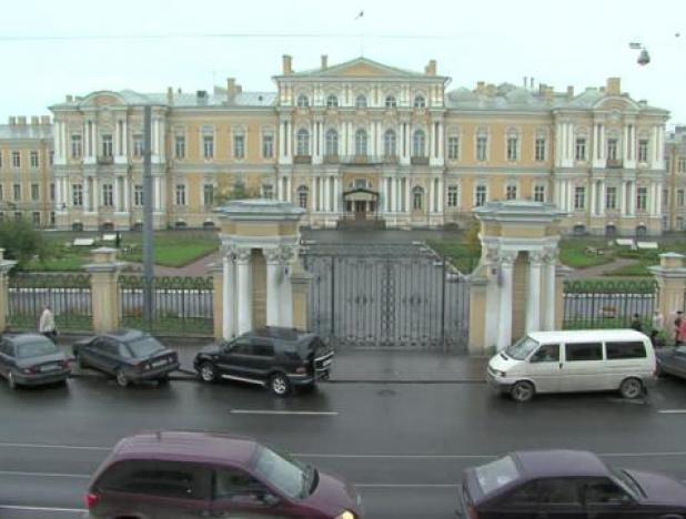 Санкт-Петербург как культурный центр России