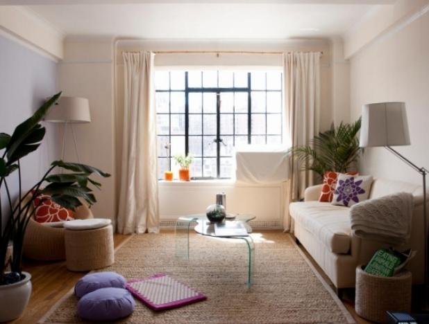 В квартире жить проще