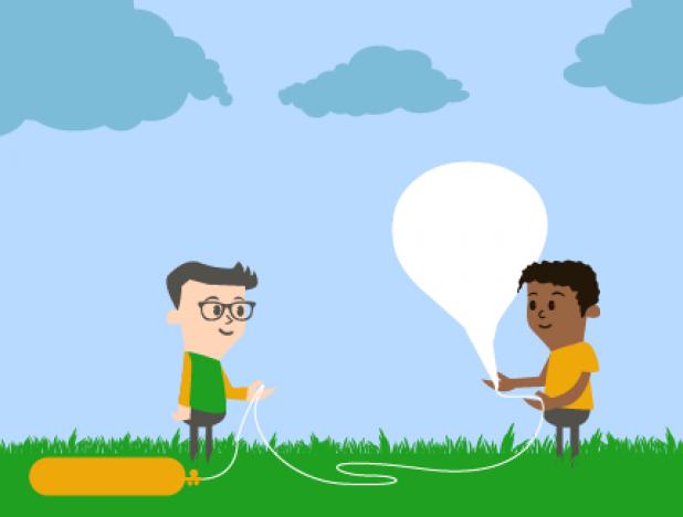 Как профессионально осуществляется надувание шаров?