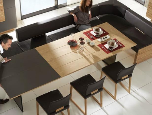 Столы обеденные раздвижные
