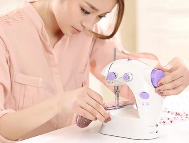 Иногда поломка швейной машинки может поставить в тупик